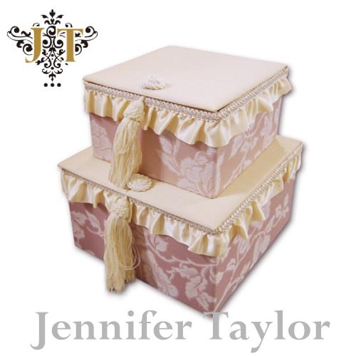 【ポイント5倍 5月】【送料無料】ジェニファーテイラー Jennifer Taylor BOX 2Pセット・Harmonia