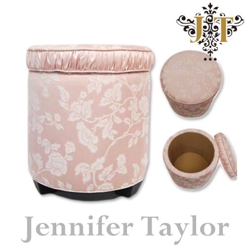 【ポイント5倍 5月】【送料無料】ジェニファーテイラー Jennifer Taylor 収納BOXスツール・Harmonia