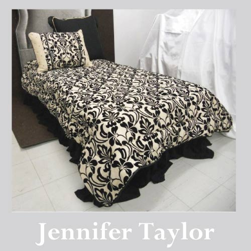 【送料無料】ジェニファーテイラー ☆Jennifer Taylor☆ ベッドセット(シングル)・Yorke