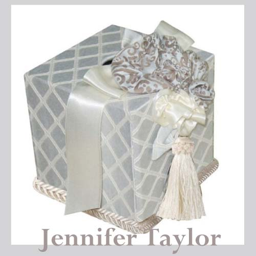 【ポイント5倍 5月】ジェニファーテイラー Jennifer Taylor トイレットペーパーボックス・Swanson