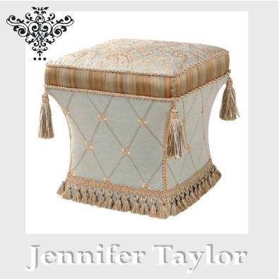 【ポイント5倍 4月】【送料無料】ジェニファーテイラー ☆Jennifer Taylor☆ スツール・Savannah