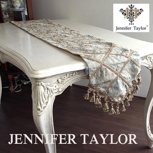 【ポイント5倍 5月】ジェニファーテイラー Jennifer Taylor テーブルランナー(180)・SAVANNAH