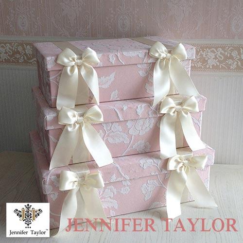 【ポイント5倍 5月】【送料無料】ジェニファーテイラー Jennifer Taylor BOX3Pセット・Harmonia