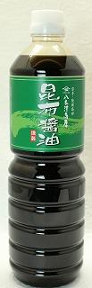 昆布醤油 1L