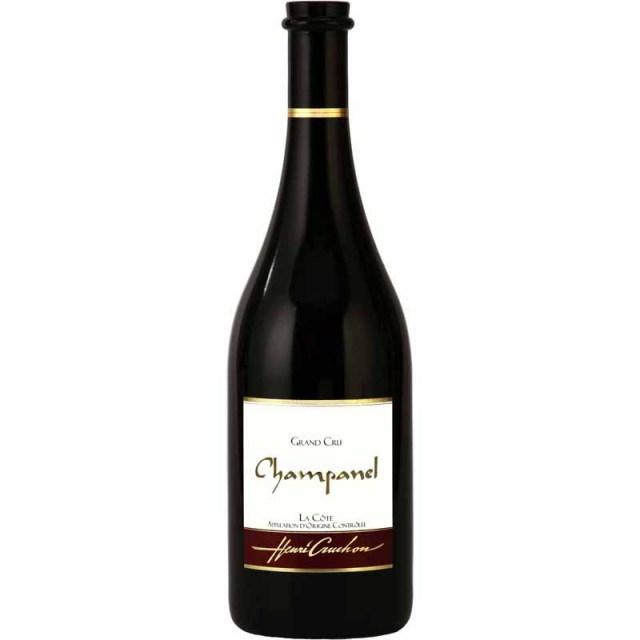 【スイス屈指の自然派ワイナリー「ドメーヌ・アンリ・クルション」が造りました】赤ワイン, Champanel シャンパネル Grand Cru, La Cote AOC, 2014,750ml