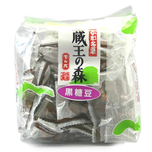 蔵王の森 黒糖豆