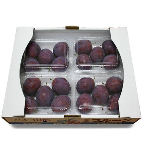 プルーン プレジデント 大玉5~6玉入り×4パック×1箱