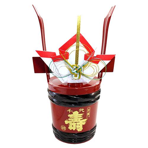 千代寿 角樽