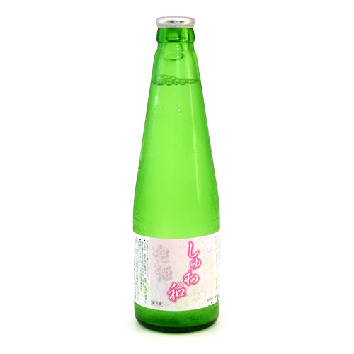 千代寿 発泡純米酒 しゅわ和