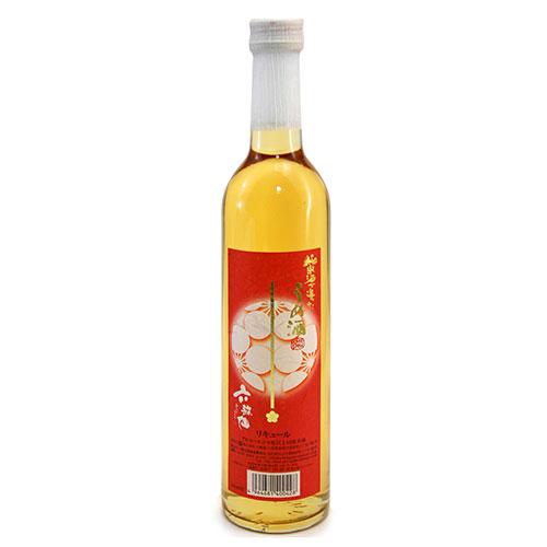 六歌仙 純米酒で造ったうめ酒