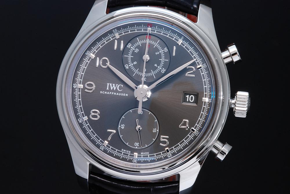 IWC IW390404 ポルトギーゼ クロノグラフ クラシック【正規】