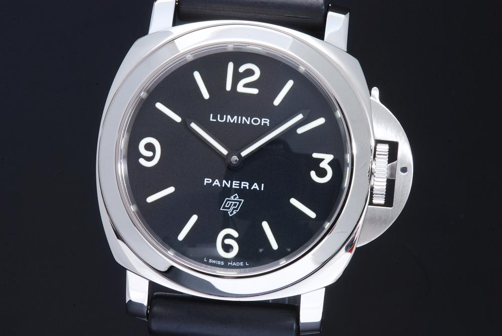 パネライ PAM00000 ルミノールベース ロゴ 44mm 手巻【正規】