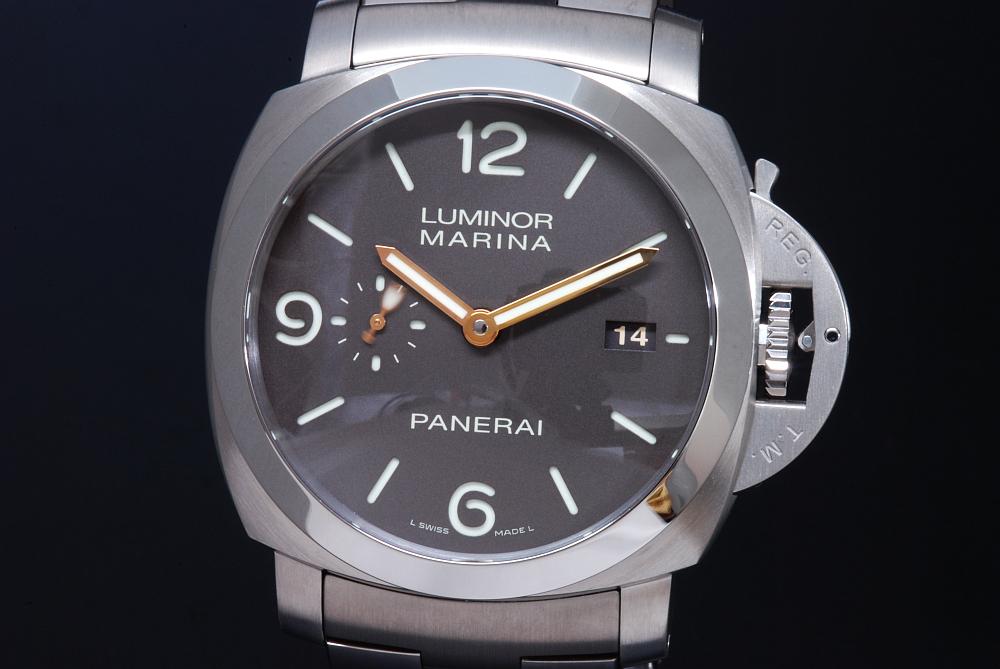 パネライ PAM00352 ルミノール1950 3デイズ チタン【極上品】