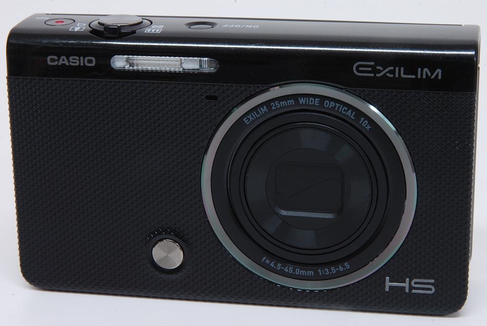 カシオ EXILIM EX-FC500S ゴルフスイングチェック デジカメ