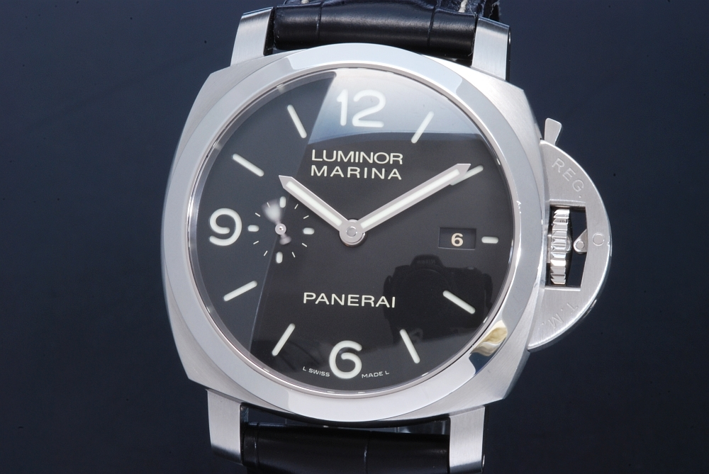 パネライ ルミノールマリーナ 1950 3デイズ PAM00312 S番【正規】