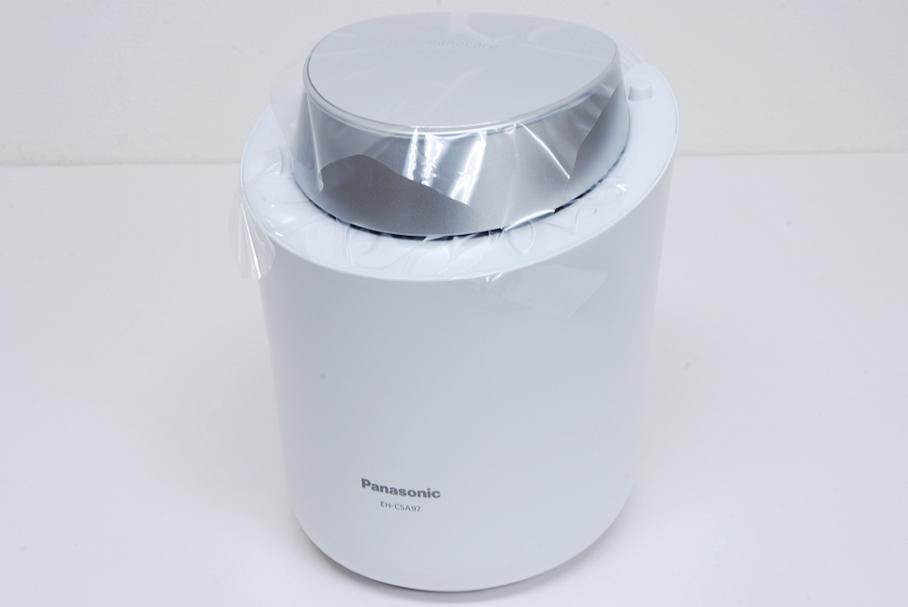 パナソニック W温冷エステ スチーマー ナノケア EH-CSA97 温冷美容【新品】