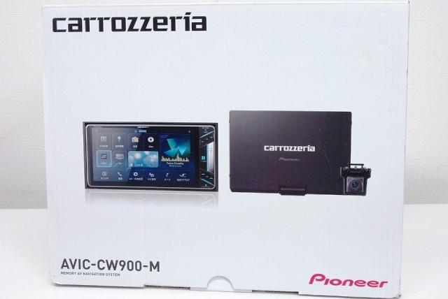パイオニア カロッツェリア サイバーナビ AVIC-CW900-M【新品】