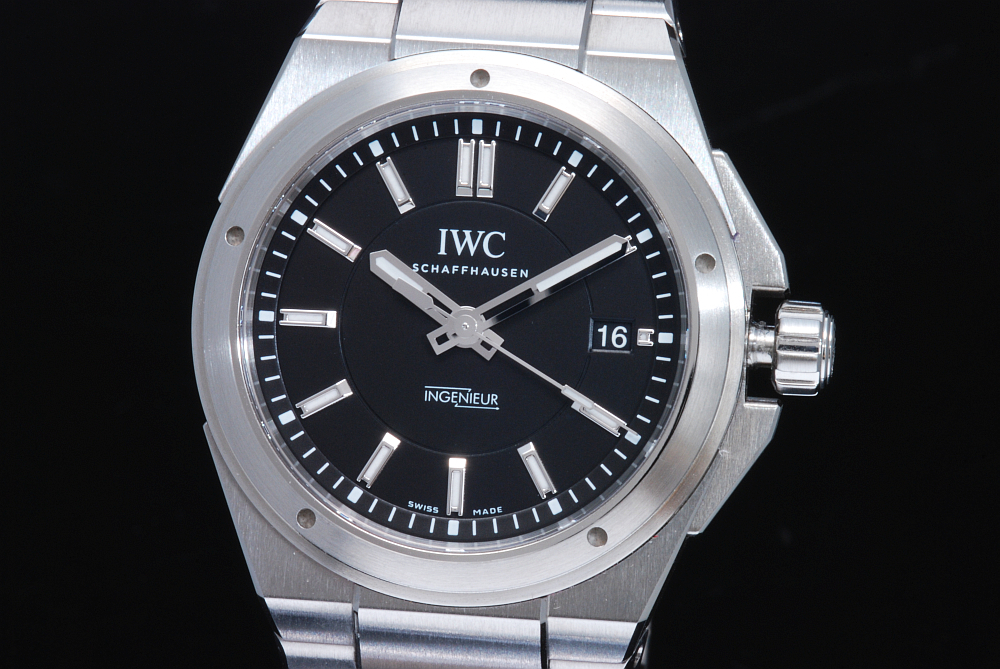 IWC IW323902 インジュニア オートマティック 【正規・極上品】