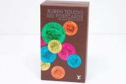 ヴィトン シティ ガイド100 ポストカード R07342【新品】