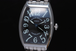 フランクミュラー 2852CASA カサブランカ ボーイズ 黒