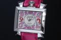ガガミラノ ナポレオーネ 6030.6 レディース クォーツ ピンク