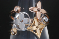 ヴィトン バーグモノグラム イディール リング K18 3カラー Q9F15A