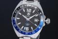 タグホイヤー WAZ211A.BA0875 フォーミュラ1 GMT 青黒