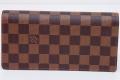 ヴィトン ダミエ ポルトフォイユ・ブラザ 二つ折り長財布 N60017【新品】