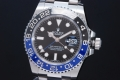 ロレックス 116710BLNR GMTマスター2 青黒 メンズ【正規品・美品】