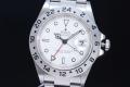 ロレックス ROLEX エクスプローラー2 16570 白 メンズ GMT オートマ Z番