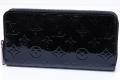 ヴィトン モノグラム ヴェルニ ジッピーウォレット ラウンドファスナー長財布 ノワールマニエティック M90075