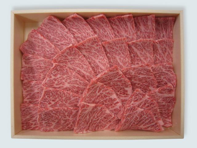 鹿児島黒牛カルビ焼肉ギフト