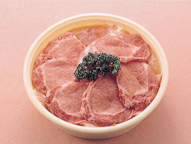 豚ロース肉みそ漬け