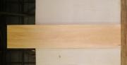 【送料・手数料無料!】 4辺カット無垢一枚板 BA−388  屋内看板・に最適