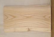 【送料・手数料無料】 山成林業 小型無垢一枚板 KD−393 ケヤキ 小型看板に最適