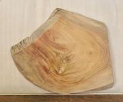 【送料・手数料無料】 山成林業 小型無垢一枚板 KD−395 ケヤキ 小型看板 ミニテーブルに最適