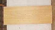 【送料・手数料無料!】 4辺カット無垢一枚板 KB−408 ケヤキ 大型看板に最適
