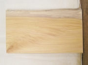 【送料・手数料無料】 山成林業 小型無垢一枚板 KD−425 ケヤキ 小型看板に最適