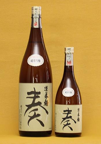 蓬莱鶴(ほうらいつる) 奏(はーもにー) 純米吟醸