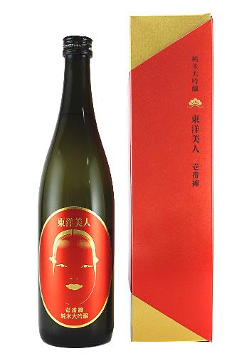 【プーチン大統領も飲んだ!】東洋美人(とうようびじん) 壱番纏(いちばんまとい) 純米大吟醸 720ml