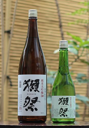 【WebShop限定】 獺祭(だっさい) 純米大吟醸50 1800ml