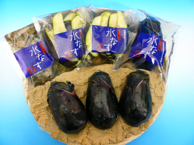 【味くらべ】泉州水なす漬づくし 7袋セット