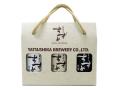 琥珀・黒麹・白麹の可愛い手提げセット【銀座のすずめ GST-100】
