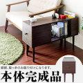 木製 ベッドサイドテーブル ナイトテーブル サイドテーブル 北欧
