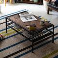 送料無料 テーブル 天然木 北欧 ローテーブル コーヒーテーブル リビングテーブル 木製 ウォールナット ナイトテーブル カフェ風 センターテーブル おしゃれ モダン シンプル ナチュラル アウトレット ミッドセンチュリー カフェテーブル ヴィンテージ机 ブラウン