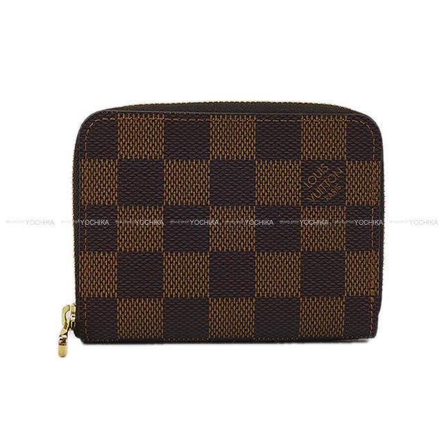 LOUIS VUITTON ルイ・ヴィトン ジッピー コインケース ダミエ M63070 新品
