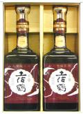 超特等 千寿土佐鶴 天平印 大吟醸原酒 900ml 2本入り