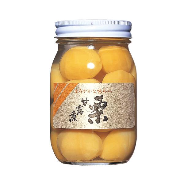 栗甘露煮(瓶入り)