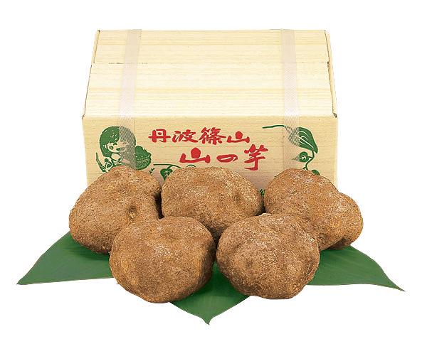 丹波篠山山の芋