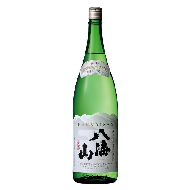 八海山 特別純米原酒